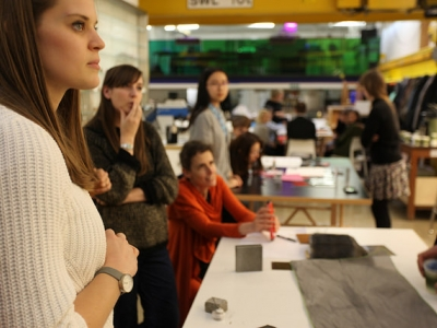 Design-Led Materials Finale: Talk, Show & Tell and Discussion