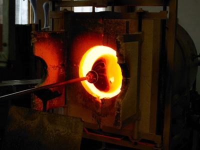 Factory Tour: London Glassblowing Studio
