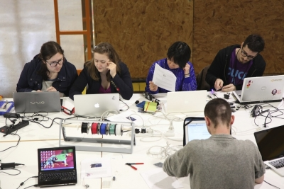Festival of Stuff: Morning - Plant Moisture Sensor Masterclass