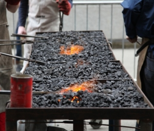 Festival of Stuff: Session Two - Blacksmithing Masterclass