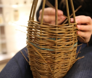 Festival of Stuff: Afternoon Session - Basket Weaving