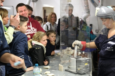 Public Open day: Metal