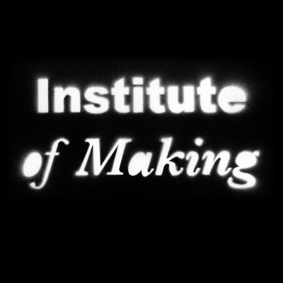 Covid-19: What we are doing at the Institute of Making