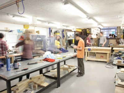 Member Evening: My Research Makespace