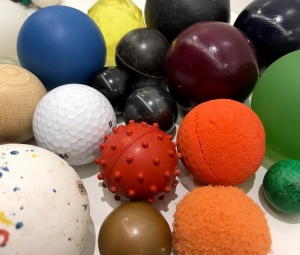 Festival of Stuff: Crazy Materials Golf