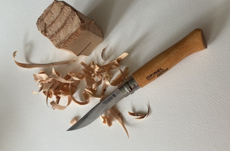 Member Online Workshop Series: An Introduction to Carving