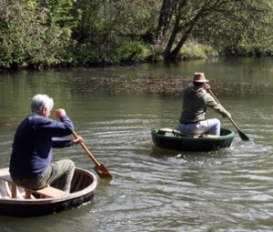 Member Masterclass & Raft Race: Coracle Building