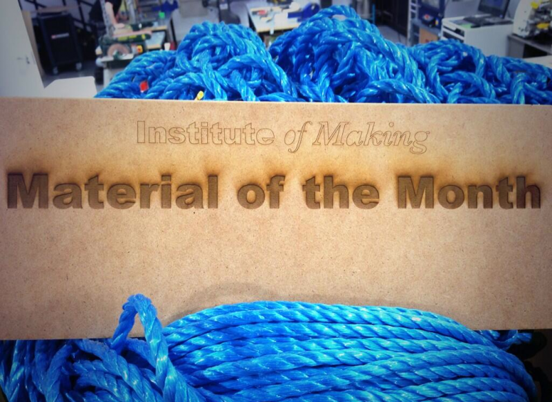 Material of the Month