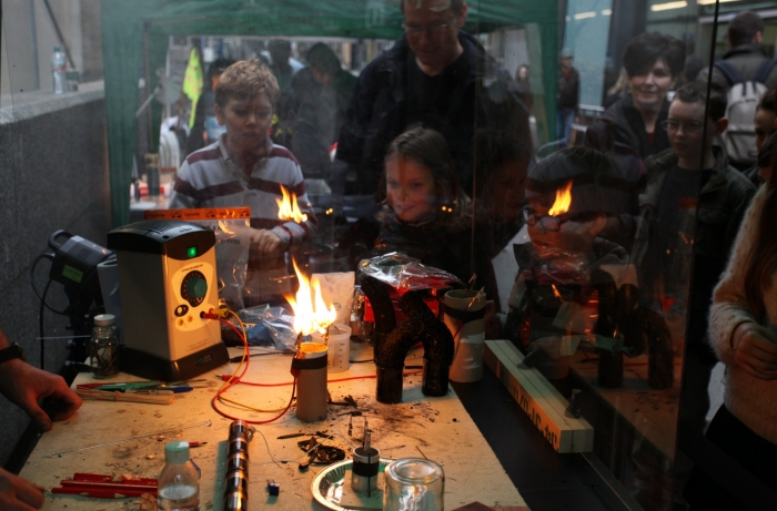 Public Open Day: GASES