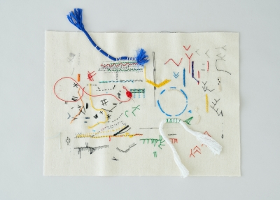 Public Online Masterclass: Embroidery with Richard McVetis, with special guest Celia Pym