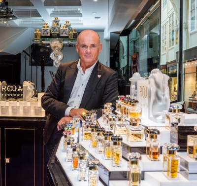 Festival of Stuff talk: The Molecules That Made the Perfumes with Roja Dove