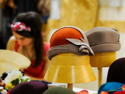 Festival of Stuff: Afternoon Session - Millinery Masterclass