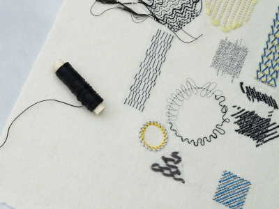 Member Online Masterclass: Embroidery with Richard McVetis