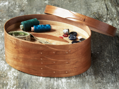Members Masterclass: Shaker box making