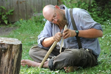 Member Event - Spoon Carving with Barn Carder