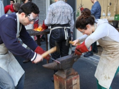 Member Event: Blacksmithing