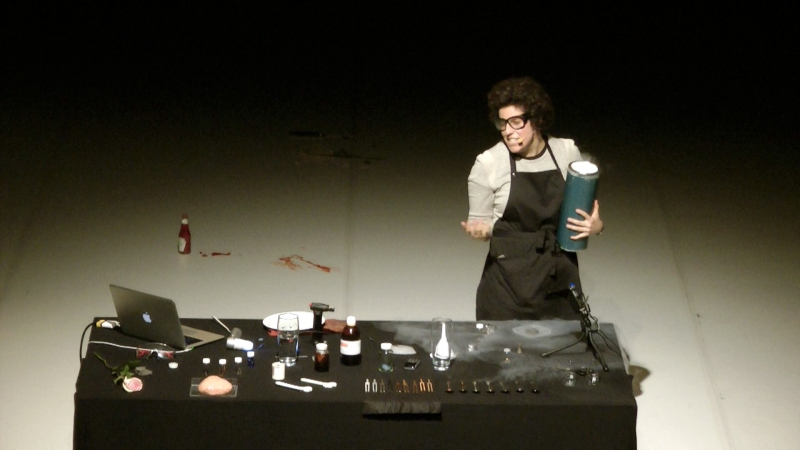 Performativity of Matter at the Barbican this Saturday