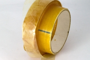 Sellotape (UV damaged)