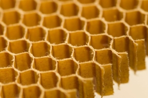 Honeycomb Aerospace Paper