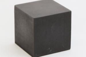 Vulcanised Rubber Cube