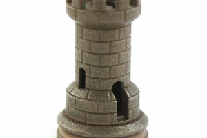 Nickel Chess Piece