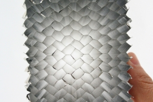 Ridged Aluminium Honeycomb