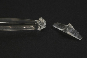 Glass Tuning Fork
