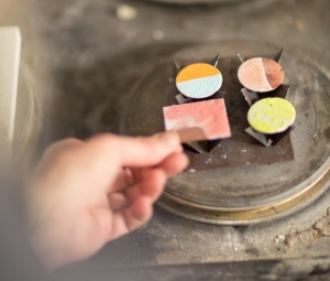 Member Masterclass: Enamelling, Morning Session
