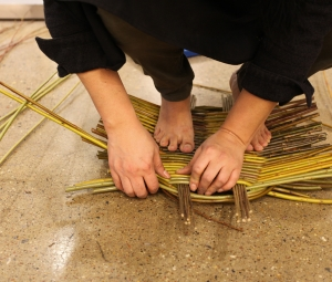 Festival of Stuff: Morning Session - Basket Weaving