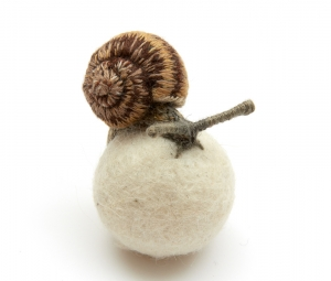 Festival of Stuff: Afternoon - Felt Ball and 3D Hand Embroidery Masterclass