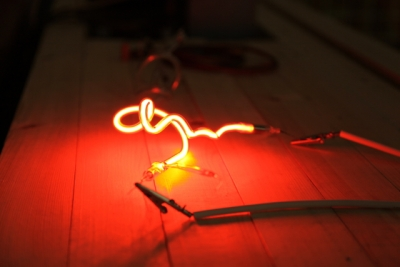 Member Event: Neon Light Making