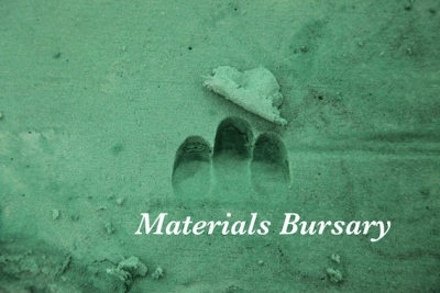 Materials Bursary - Round Two