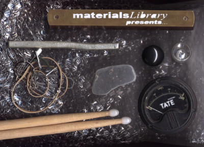 Materials Library presents…