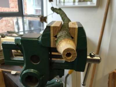 Festival of Stuff: Wooden Whistle Masterclass