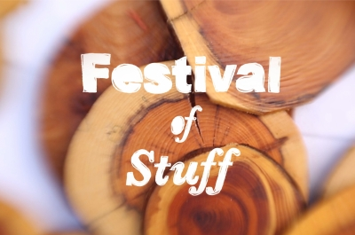 Festival of Stuff: Open day