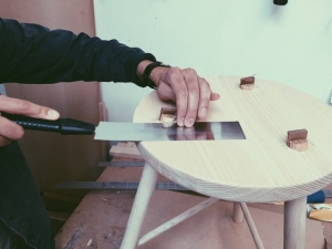Member Masterclass: Stool in a day