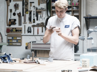 Festival of Stuff: Laminate Wood Forming Masterclass