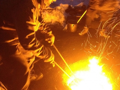Member Event: Luted Crucible Bronze Casting