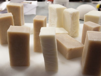 Marvellous Medical Material of the Moment: Soap